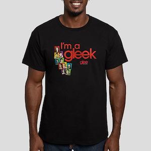 Glee Photos Men's Fitted T-Shirt (dark)