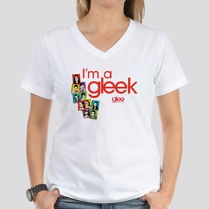 Glee Photos Women's V-Neck T-Shirt