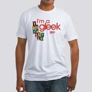 Glee Photos Fitted T-Shirt