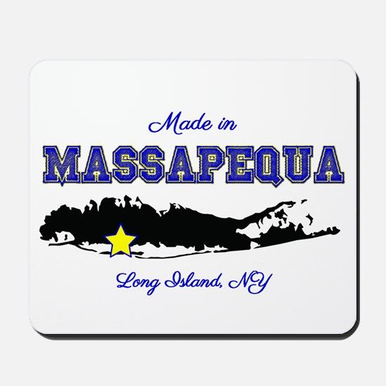 Made in Massapequa Mousepad
