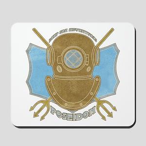 Poseidon Adventures Mousepad