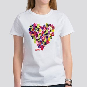 Glee Heart Women's T-Shirt