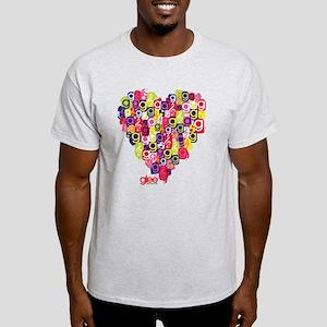 Glee Heart Light T-Shirt