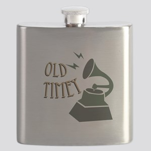 Old Timey Flask