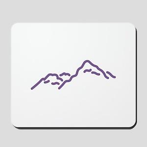 Mountain Range Mousepad