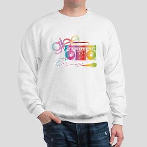 Glee Boombox Sweatshirt
