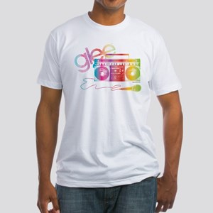 Glee Boombox Fitted T-Shirt