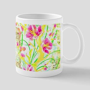 Spring birds Mugs
