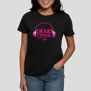 Proud Gleek Women's Dark T-Shirt