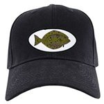 Pacific Halibut Baseball Hat