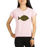 Pacific Halibut Performance Dry T-Shirt