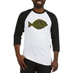 Pacific Halibut Baseball Jersey