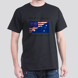 Made in America with Australian Parts Dark T-Shirt