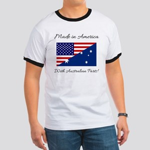 Made in America with Australian Parts! Ringer T