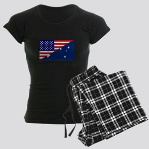 Made in America with Austral Women's Dark Pajamas