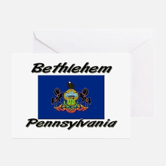 Bethlehem Pennsylvania Greeting Cards (Pk of 10)