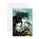 Winter Fairy Greeting Cards (Pk of 10)