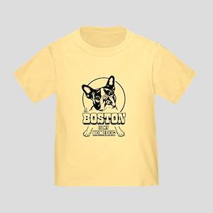 BOSTON Homedog - Baby/Toddler T-Shirt