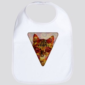 PizzaCat Slice Bib