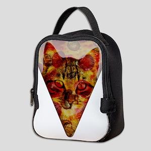 PizzaCat Slice Neoprene Lunch Bag