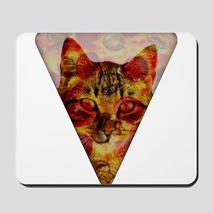 PizzaCat Slice Mousepad