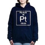 78. Platinum Women's Hooded Sweatshirt