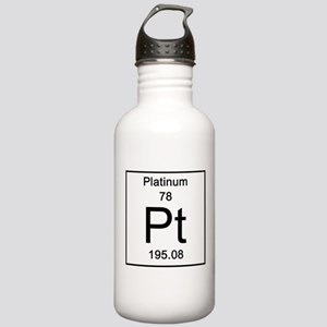 78. Platinum Stainless Water Bottle 1.0L