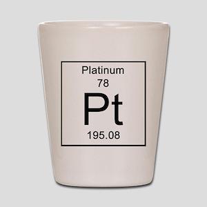 78. Platinum Shot Glass