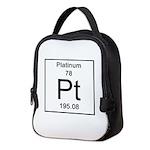 78. Platinum Neoprene Lunch Bag