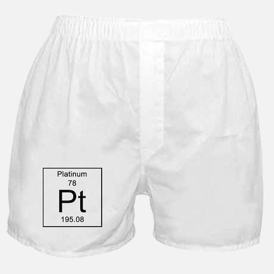78. Platinum Boxer Shorts