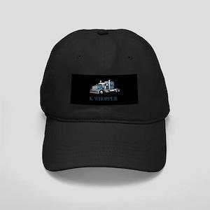 Trucker Hats & Caps Black Cap