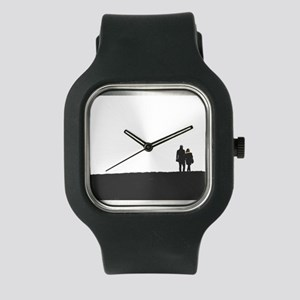 couple silhouette Watch