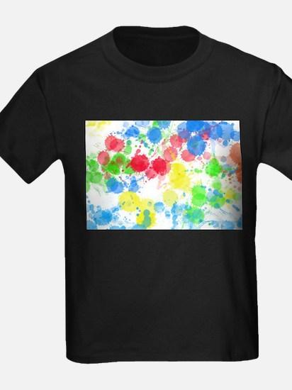watercolor splatter T-Shirt