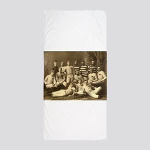 Michigan Wolverines 1888 Beach Towel
