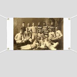 Michigan Wolverines 1888 Banner