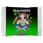 gamergirlsquare Pillow Sham
