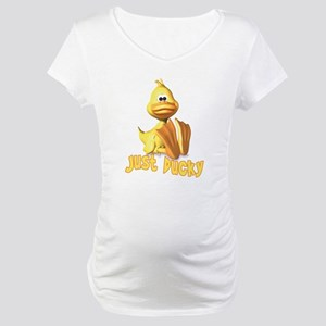 Just Ducky Maternity T-Shirt