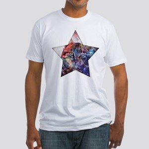 SpaceCat Star T-Shirt