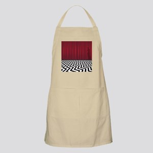 Black Lodge Red Room Apron