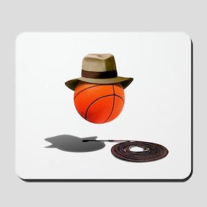 Basketball Jones Mousepad