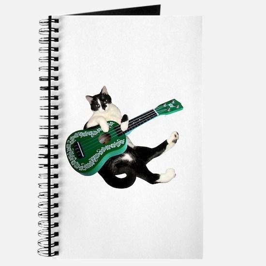 Cat Ukulele Journal