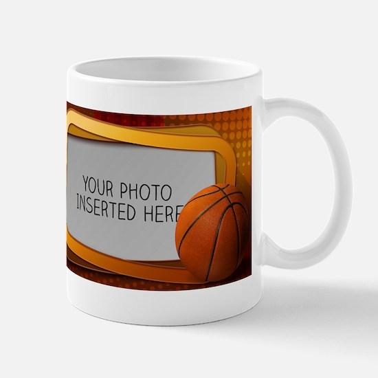 Basketball Window L Mug
