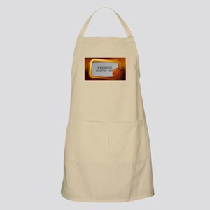 Basketball Window L Apron
