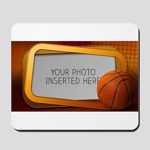 Basketball Window L Mousepad