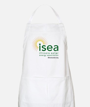 ISEA Logo for white with website Apron