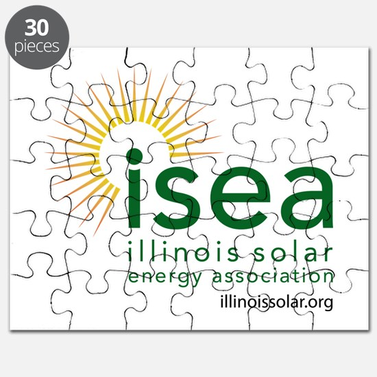 ISEA Logo for white with website Puzzle