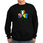 Shamrock of Ukraine Sweatshirt (dark)