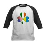 Shamrock of Ukraine Kids Baseball Jersey