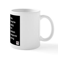 Lesly Federici - Aging Wisdom Mug Mugs