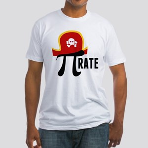 Pi-Rate Fitted T-Shirt